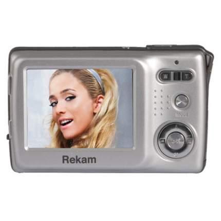 Фотоаппарат цифровой компактный Rekam iLook LM9 Silver