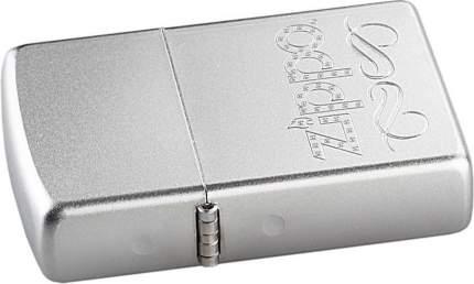 Зажигалка Zippo №24335 Satin Chrome