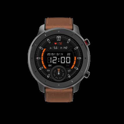 Смарт-часы Xiaomi Amazfit GTR Black/Brown