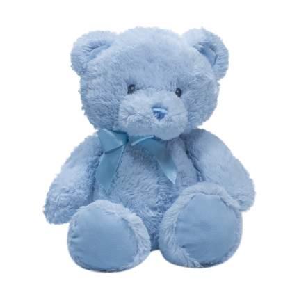 Мягкая игрушка Teddykompaniet Голубой мишка с бантом, 19 см,5345