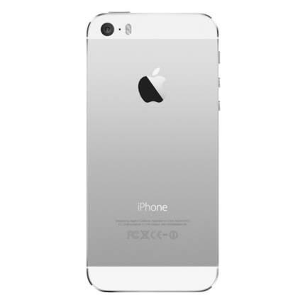 Смартфон Apple iPhone 5S 16Gb Silver (ME433RU/A)