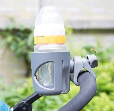 Подстаканник универсальный на коляску JoyRen черный