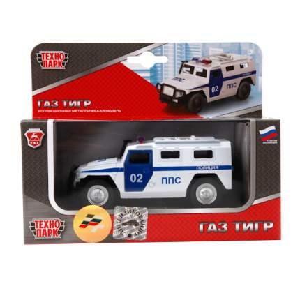 Внедорожник инерционный Технопарк ГАЗ Тигр Полиция