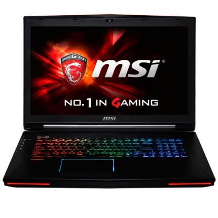 Ноутбук игровой MSI GT72 6QE-1250RU