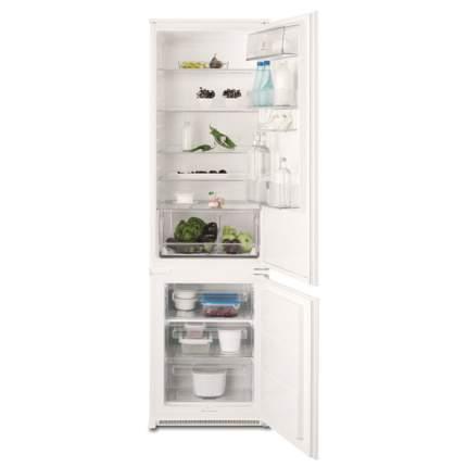 Встраиваемый холодильник Electrolux ENN93111AW White