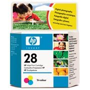 Картридж для струйного принтера HP 28 (C8728 AE)
