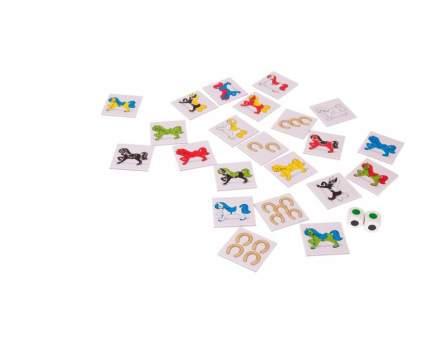 Настольная игра Piatnik «Разноцветные пони»