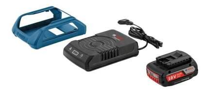 Аккумулятор и зарядное устройство Bosch Li-Ion 1 x 18 В; 2,0Ah + AL1830 W-UNI1600A003NA