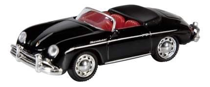 Автомобиль Schuco Porsche 356A черный 1:87