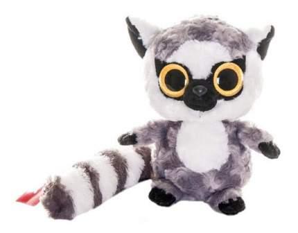 Мягкая игрушка Aurora Юху и его друзья 67-203 Юху Лемур, 20 см блестящие глазки