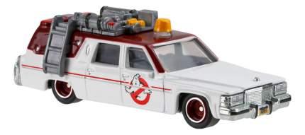 Машинка Hot Wheels Retro Entertainment Ghostbusters DMC55 DWJ72