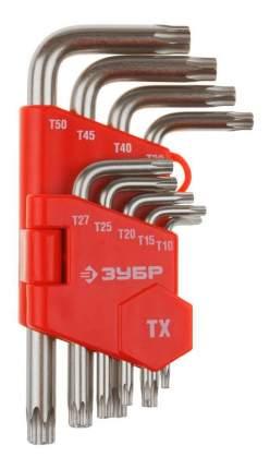 Набор шестигранных ключей Зубр 27462-1_z02