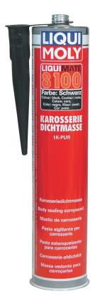 Герметик автомобильный LIQUI MOLY Liquimate 8100 1K-PUR schwarz (6146)