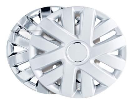 Колпак колесный Autoprofi WC-1145 SILVER (14)