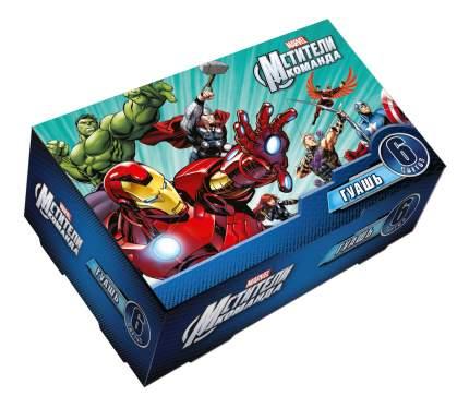 Гуашь Росмен Marvel Мстители 6 цветов