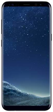 Смартфон Samsung Galaxy S8+ 64Gb Black