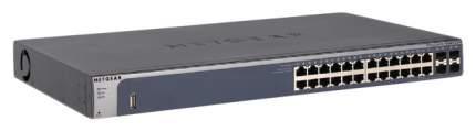 Коммутатор NetGear GSM7224EU Синий