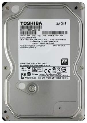Внутренний жесткий диск Toshiba DT01ACA050 500GB (DT01ACA050)