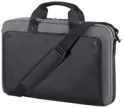 "Сумка для ноутбука 15.6"" HP Case Executive Black Slim Top Load Black/Gray"