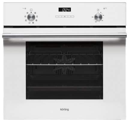 Встраиваемый электрический духовой шкаф Korting OKB 792 CFW White