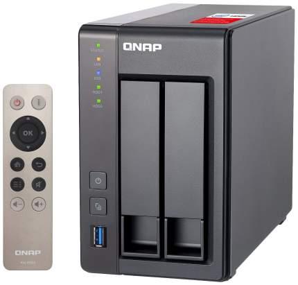Сетевое хранилище данных QNAP TS-251+-2G