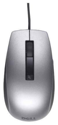 Проводная мышка Dell Laser Scroll Silver (570-11349)