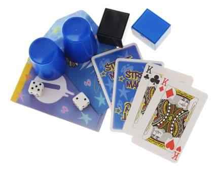 Набор Tactic games фокусов Уличная магия синий Tactic games
