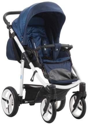 Прогулочная коляска Mr Sandman Traveler Синий Синий Принт в виде вензелей Z03