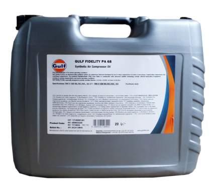 Компрессорное масло GULF Fidelity 20л 121450501461