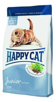 Сухой корм для котят Happy Cat Fit & Well Junior, домашняя птица, лосось, кролик, 1,4кг