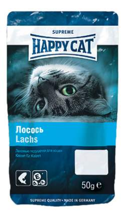 Лакомство для кошек Happy Cat Лосось, 50г