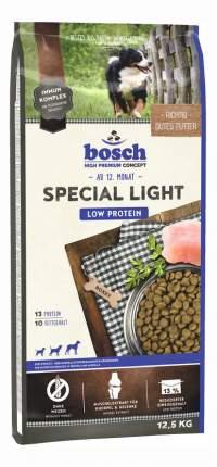 Сухой корм для собак Bosch Special Light, с пониженным содержанием белка, 12,5кг