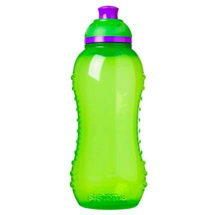 Бутылка Sistema Twist'n'Sip 330 мл green
