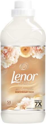 Ополаскиватель для белья Lenor концентрированный жемчужный пион 1.8 л