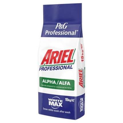 Стиральный порошек Ariel автомат профессиональный альфа 15 кг