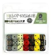 Семейная настольная игра Pandora's Box Набор кубиков опак