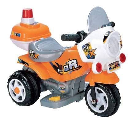 Электромобиль Weikesi ZP5055A-2 Оранжевый