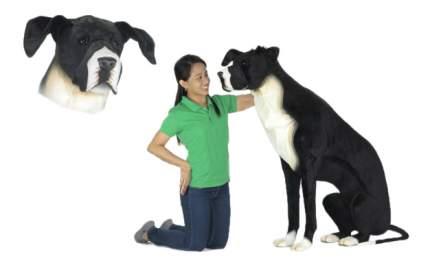 Мягкая игрушка Hansa Собака Немецкий Дог Сидящий 123 см (6835)