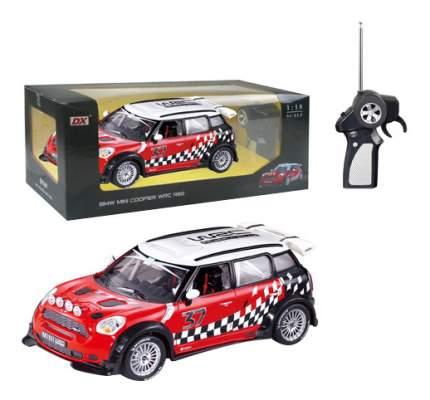 Машинка пластиковая радиоуправляемая DX BMW Mini Cooper WRC R60