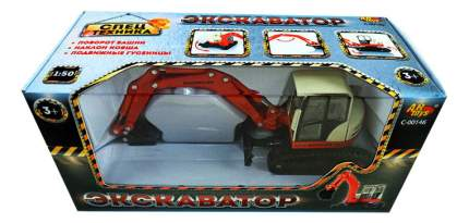 Экскаватор Abtoys 1:50 C-00146