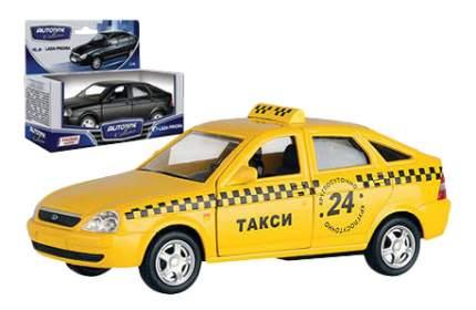 Коллекционная модель Autotime LADA Priora Такси 1:36