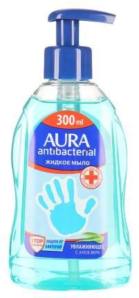 Жидкое мыло AURA Алоэ с антибактериальным эффектом 300 мл