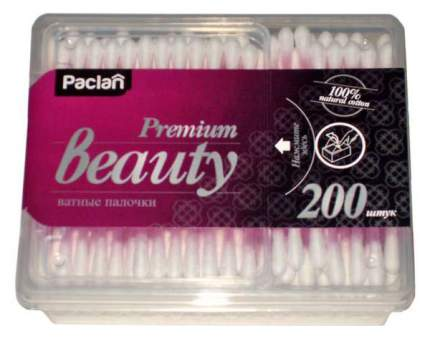 Ватные палочки Paclan Beauty Premium 200 шт