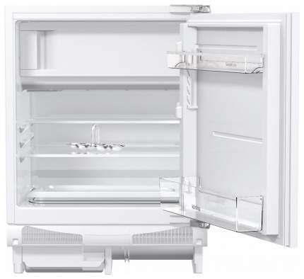 Встраиваемый холодильник Korting KSI 8256 White