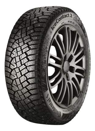 Шины Continental IceContact 2 225/40 R18 92T XL