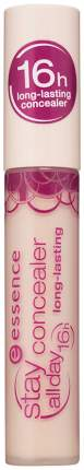 Консилер для лица essence Stay All Day 16h Long-Lasting Concealer 20 Soft Beige