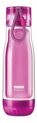 Бутылка zoku 475 мл фиолетовая