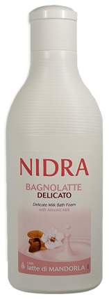 Пена для ванн Palmolive Nidra Corpo & Bagno Nidra Bagno Latte 750 мл