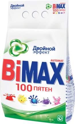 Порошок для стирки Bimax automat 100 пятен 3 кг