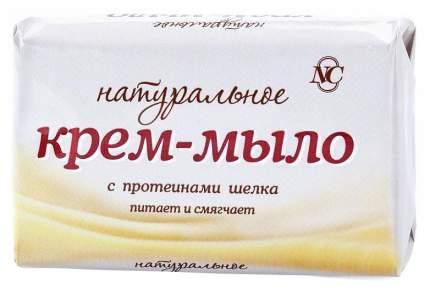 Крем-мыло Невская Косметика Натуральное с протеинами шелка, 90 г,